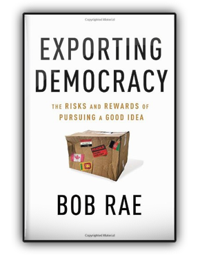 exporting democracy Christopher coyne of west virginia university and george mason university's mercatus center talks with econtalk host russ roberts about his book, after war: the political economy of exporting democracy.
