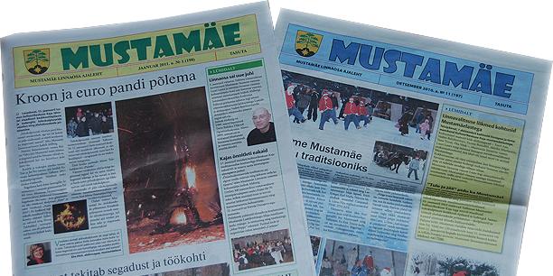 Mustamäe uute juhtide esimene tööülesanne täidetud e. linnaosa ajalehe keskerakonnastamine?!