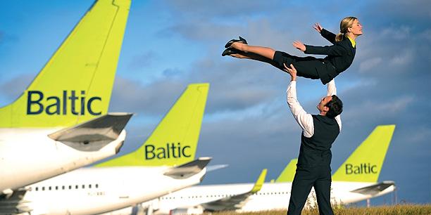 Kuidas AirBaltic klienditeenindusega haledalt põrub