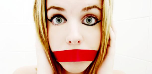 Isiklik nõrkus ja sunnitud tsensuur