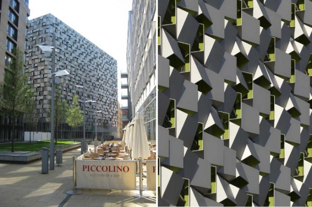Allies and Morrison Architects: Charles Street Car Park