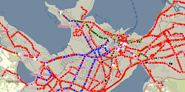 Tallinna ühistranspordiettevõtted tuleb liita